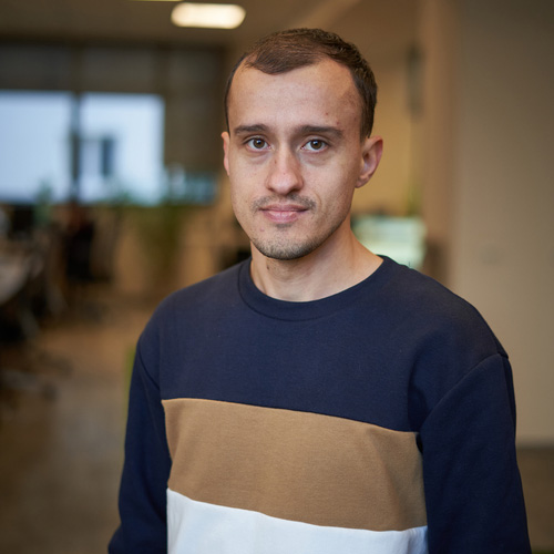 Ciprian Craciun - FrontEnd Developer